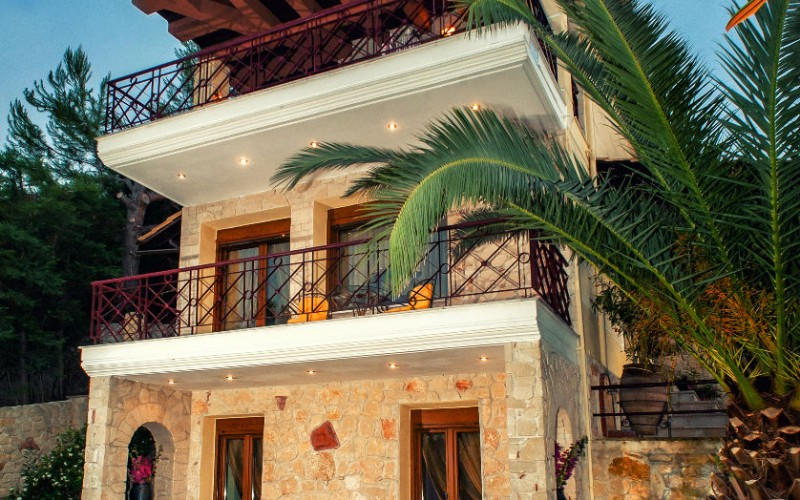 Pefkochori home for rent, in Halkidiki