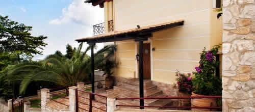 Villa Pefkohori big family home for rent