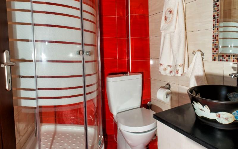 Villa Pefkohori bathroom