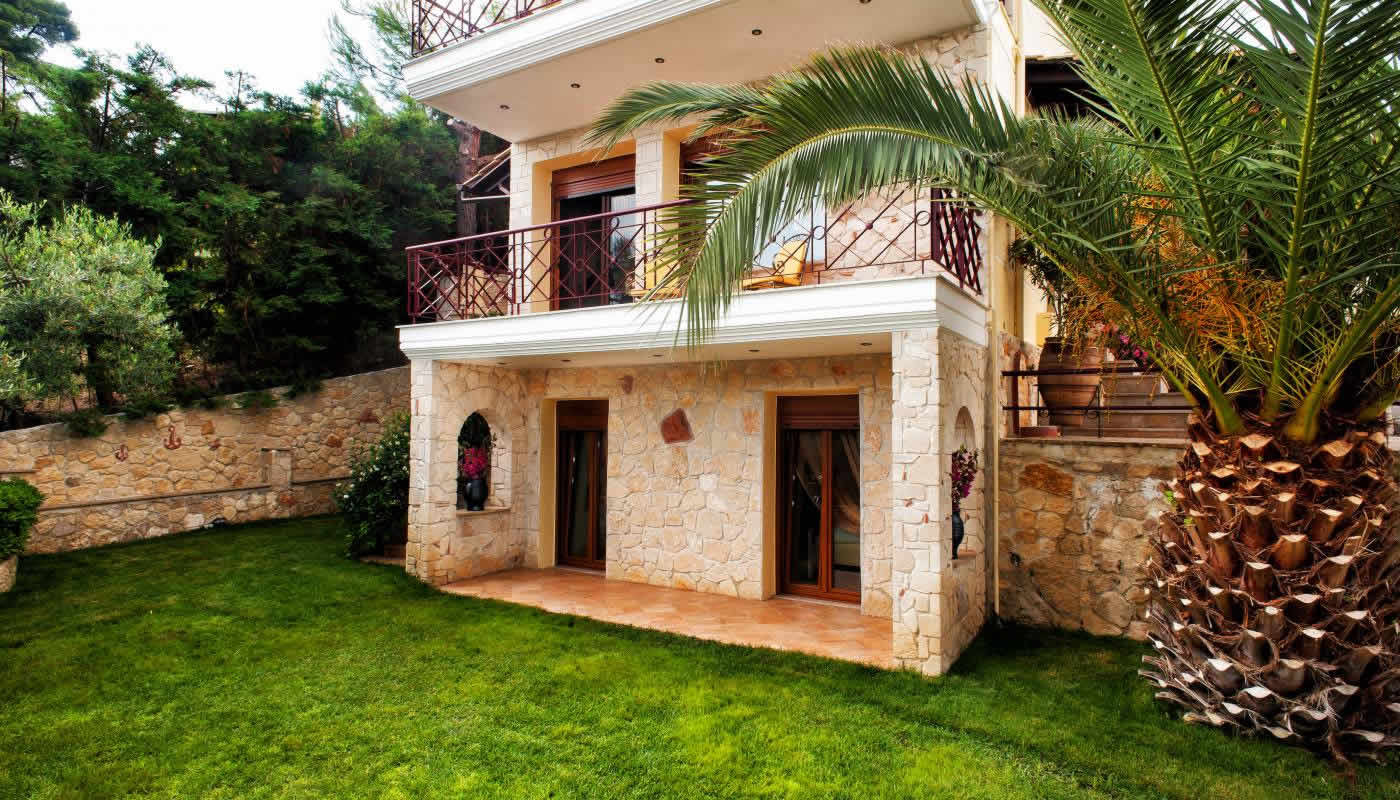 Rent big family house Halkidiki