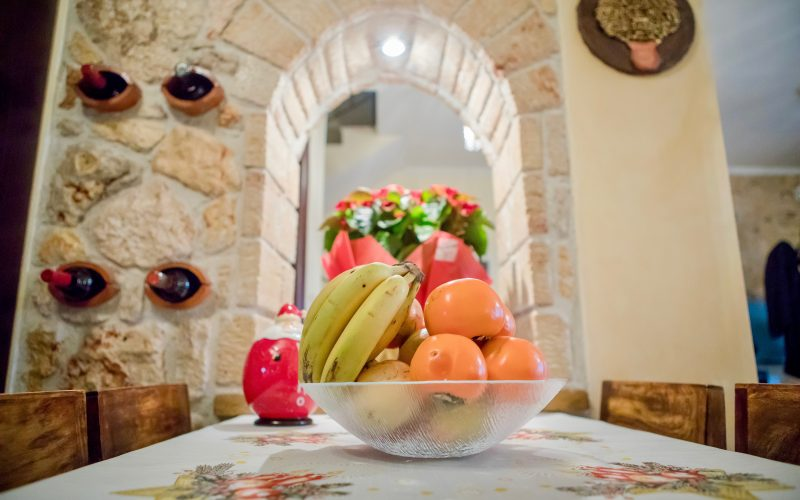 Season fruits Chalkidiki home