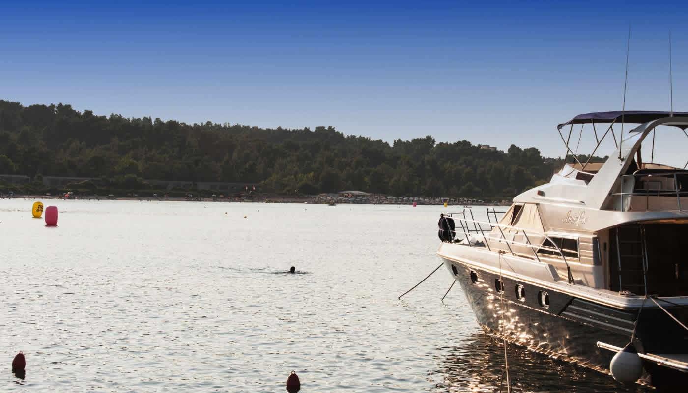 Villa Pefkohori Paliouri beach Chalkidiki