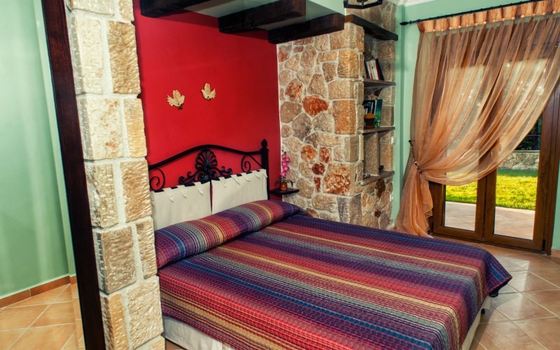 Four bedroom family home for rent in Chalkidiki