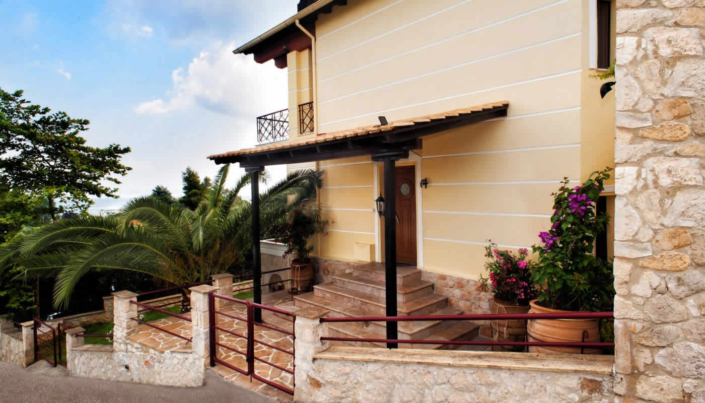 Villa Pefkohori big family home for rent
