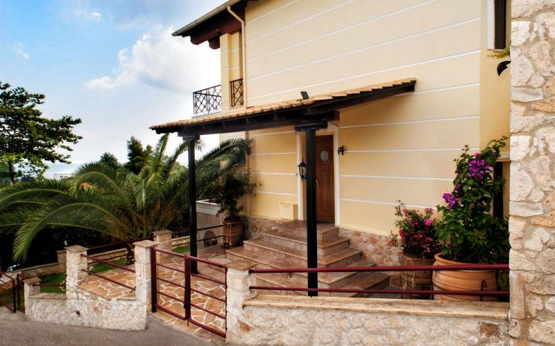 Pefkohori Villa for rent Halkidiki