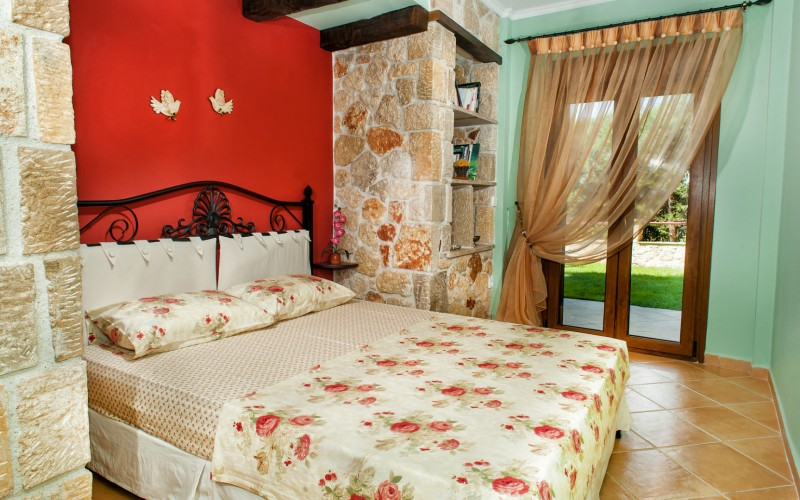 Rent vacation home in Chalkidiki, double-bedroom