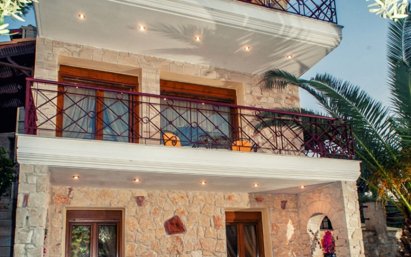 Rental property Halkidiki Greece
