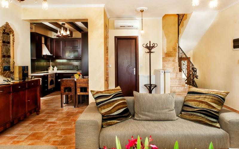 Rent family home Halkidiki