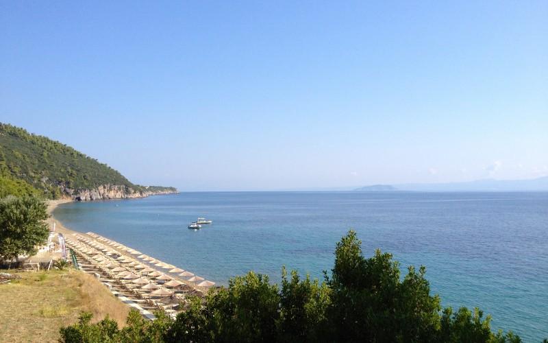 Navagos beach bar Paliouri Halkidiki