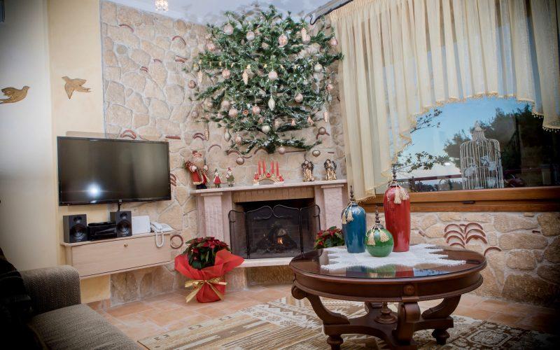Christmas & New Year vacations on Halkidiki